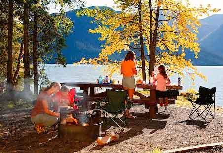 Товары для туризма, охоты, рыбалки, пикника