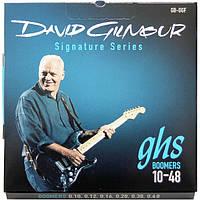 Струны GHS Boomers GB-DGF 10-48 David Gilmour