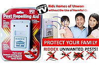 RIDDEX отпугиватель насекомых и грызунов