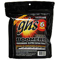 Струны GHS Boomers GBL-6P 10-46 Regular 6 sets, фото 1
