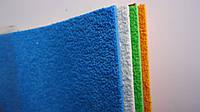 """Набор Цветной пористой резины """"Плюш"""" А4,5 цв,5лис,2мм,Tukzar.Цветная пористая резина """"Плюш""""А4 для творчества ,"""
