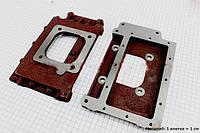 Пластина крепления радиатора металлическая R175A/R180NM