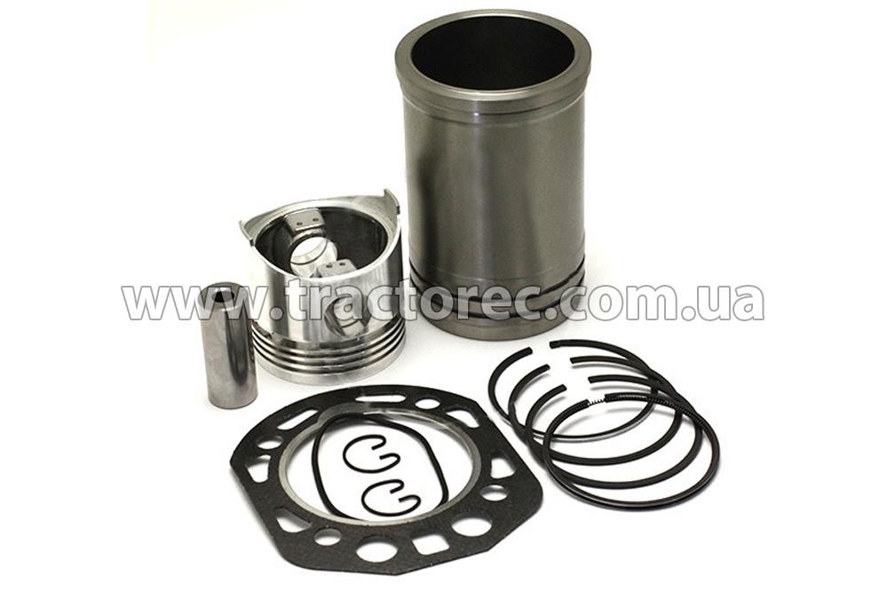 Комплект цилиндро-поршневой группы ПОЛНЫЙ  для дизельного двигателя R190, 10 л.с