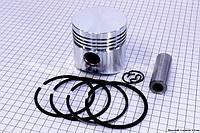 Поршень, кольца, палец к-кт 75мм STD ТАТА R175A/R180NM