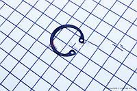 Стопорное кольцо пальца поршня 23мм 186F/R175A/R180NM