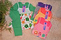 Комплект-тройка  для девочек  Arino 98-128 см, фото 1