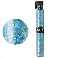 Пыльные блестки GGA Professional № 06