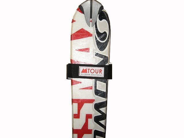 Стяжка — липучка для лыж 30 мм