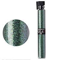 Пыльные блестки GGA Professional № 08