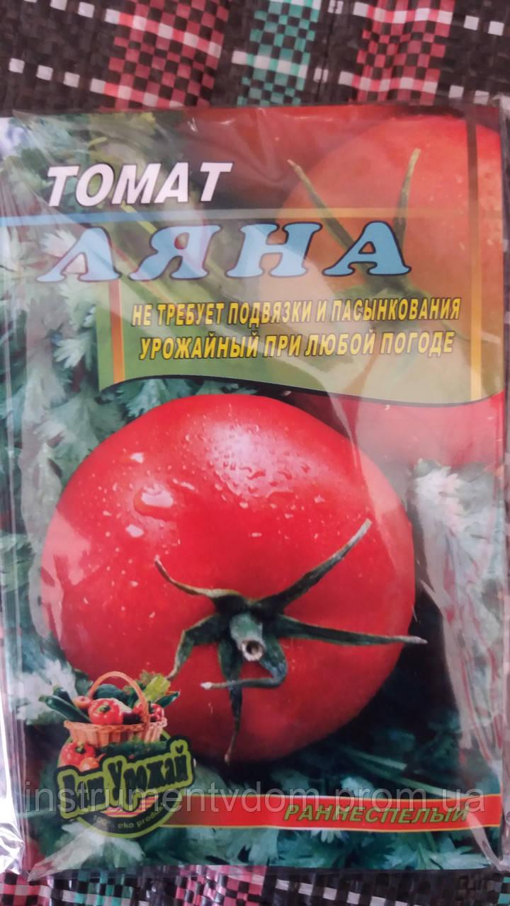"Семена томатов ""Ляна"", 5 г (упаковка 10 пачек)"