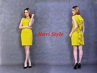 Платье женское c воланами, фото 1
