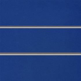 Экономпанель синяя из МДФ 1220 мм*1000 мм
