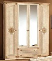 Шкаф Рома 4Д Мебель-Сервис