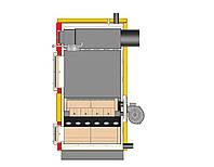 Котел пиролизный Amica PYRO 70 кВт, фото 7
