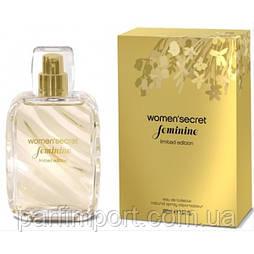 Woman'secret feminine Limited edition EDT 100 ml  туалетная вода женская (оригинал подлинник  Испания)