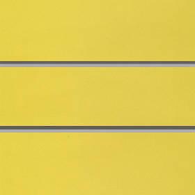 Экономпанель желтая из МДФ 1220 мм*1000 мм