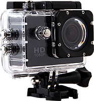 SJ4000 Full HD, 1080p, 5 Mpx, водонепроницаемая. + Щедрый набор креплений!