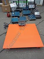 Платформенные весы ЗЕВС Стандарт (1000х1000см) 5000 кг