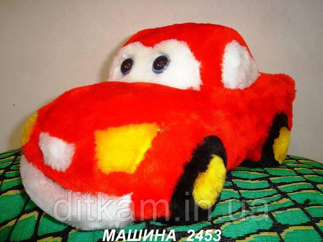 Мягкая игрушка Молния Маквин (40см)