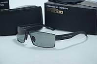 Солнцезащитные очки  Porsche Design мужские черные, фото 1
