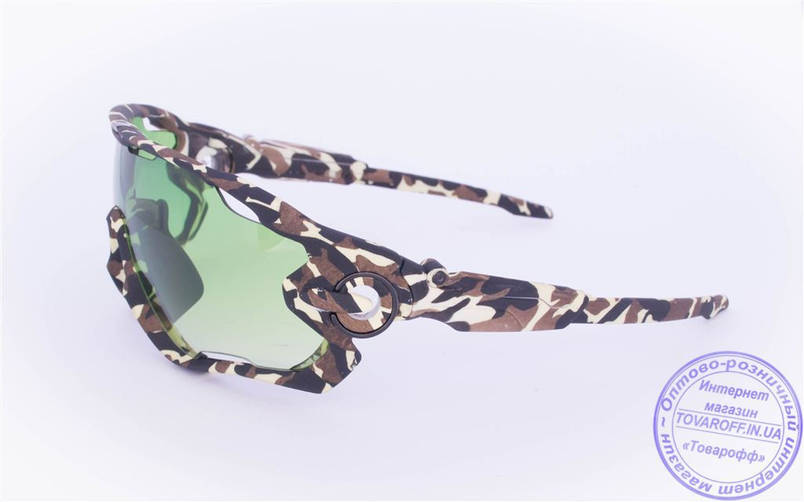 Оптом тактические очки-маска - Хаки - 2002, фото 2
