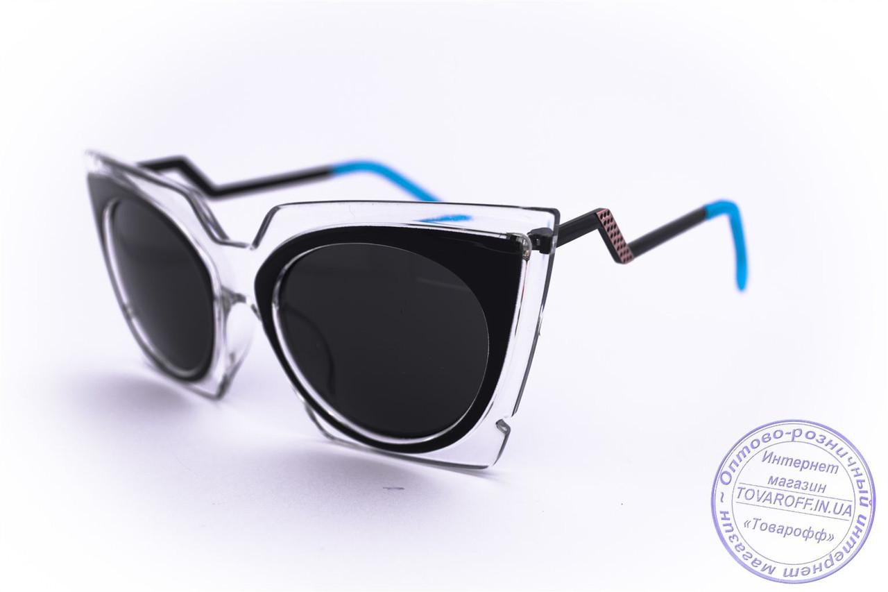 Оптом стильные ретро очки - 2805