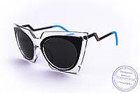 Оптом стильные ретро очки - 2805, фото 1