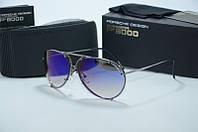 Солнцезащитные очки  Porsche Design с синими линзами , фото 1