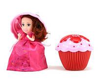 """Кукла серии """"Ароматные капкейки"""" (клубника, в дисплее), Cupcake Surprise"""