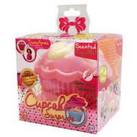 """Кукла серии """"Ароматные капкейки"""" (розовая клубника, в дисплее), Cupcake Surprise"""