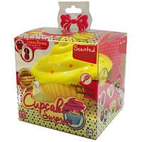 """Кукла серии """"Ароматные капкейки"""" (лимон, в дисплее), Cupcake Surprise"""