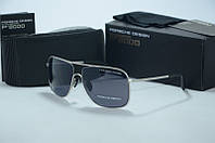 Солнцезащитные очки  Porsche Design мужские с черными линзами