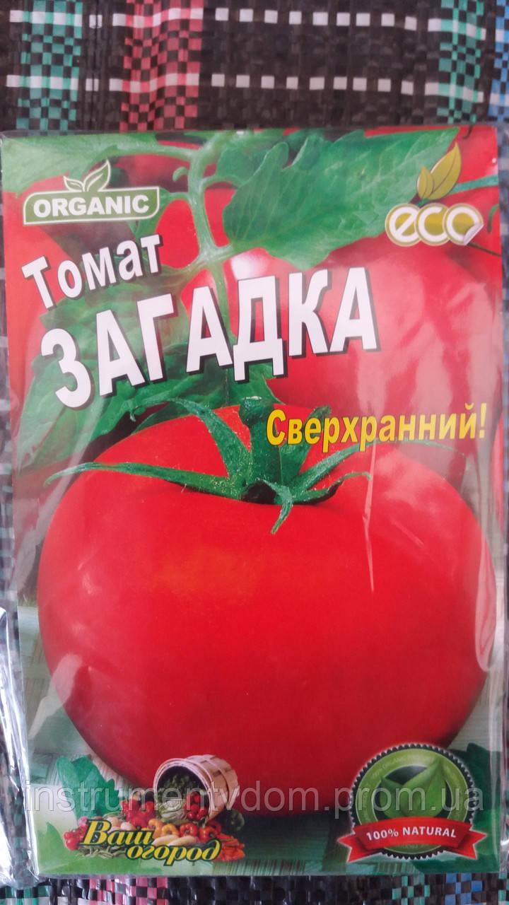 """Семена томатов """"Загадка"""", 5 г (упаковка 10 пачек)"""