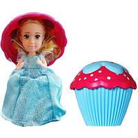 """Кукла серии """"Ароматные капкейки"""" (голубая ваниль, в дисплее), Cupcake Surprise"""