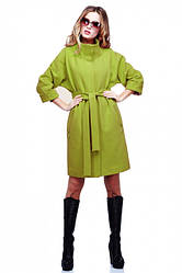 Кашемировое пальто - воплощение роскоши