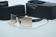 Солнцезащитные очки  Porsche Design коричневые линзы