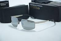 Солнцезащитные очки  Porsche Design мужские серые, фото 1