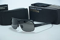 Солнцезащитные очки  Porsche Design мужские черные