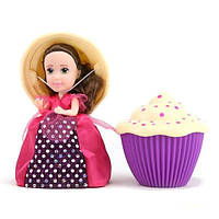 """Кукла серии """"Ароматные капкейки"""" (виноград, в дисплее), Cupcake Surprise"""