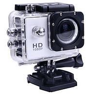 Водонепроницаемая экшн камера SJ4000 - видеорегистратор, 1080P! Ударостойкая экстрим камера.