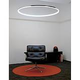 Современный потолочный светильник LED Ring 60 см, фото 3