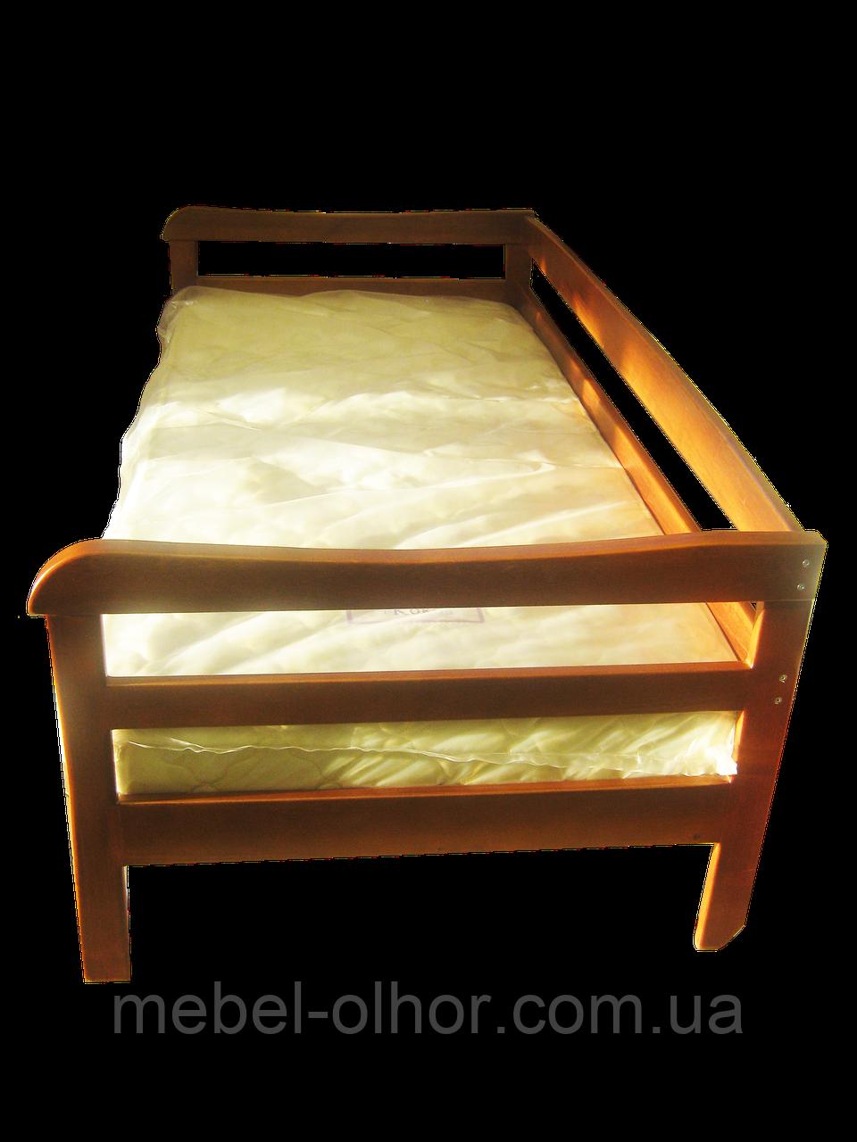 Кровать-тахта Мальва из дерева