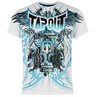 Футболка мужская Tapout Print white, фото 1