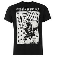 Футболка мужская Tapout Eagle Print black