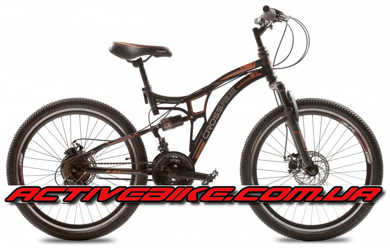 """Велосипед горный Crossride Explorer 26""""."""