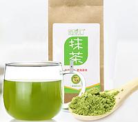 Чай Матча, зеленый чай в порошке, премиум качество, 50 гр., фото 1