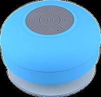 Водонепроницаемая Bluetooth-колонка hi-Shower. Портативная MP3-колонка для душа! Синий