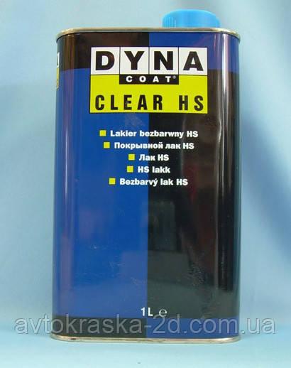 Лак автомобильный Dynacoat Clear 5000 HS + отвердитель., фото 1