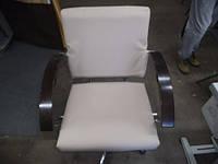 Пошиття чохла на сидіння для перукарні, фото 1