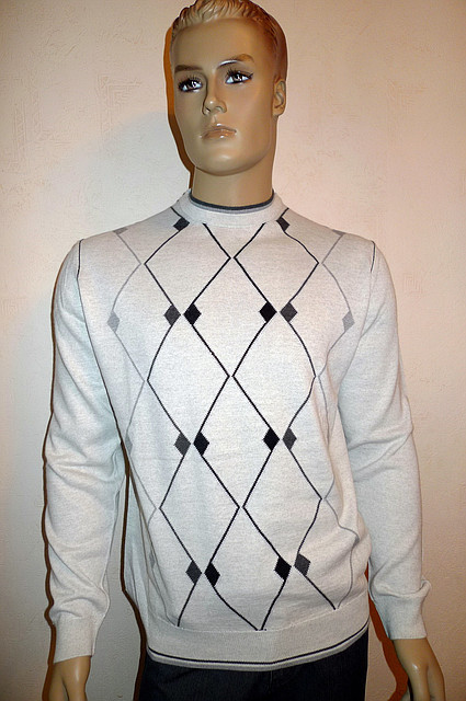 Джемпер классический Woolen Art (Турция)